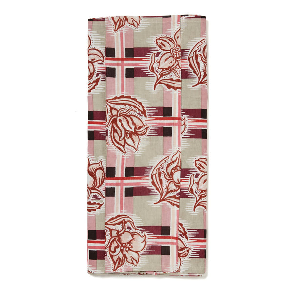 Madras Plum Tablerunner