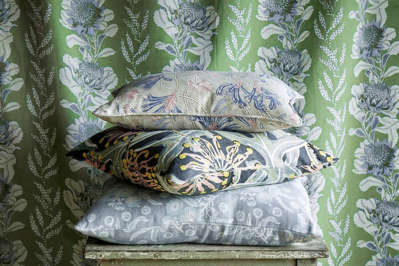 *Imperial Waratah Forest Furnishing Linen