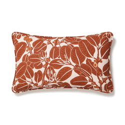 Stringybark Clay Cushion Cover 30x50