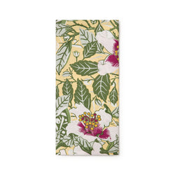 Native Hibiscus Garden Light Weight Table Runner