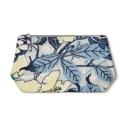 Native Hibiscus Ocean Wash Bag
