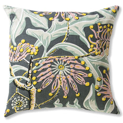 Firewheel Earth Cushion Cover – 60 x 60