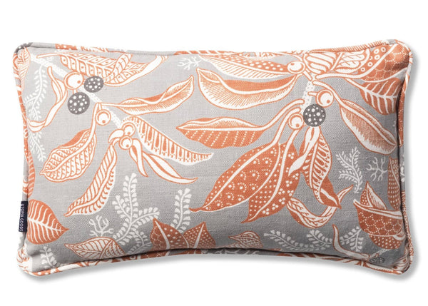 Fig Grey Heavy Weight 30x50 Cushion Cover