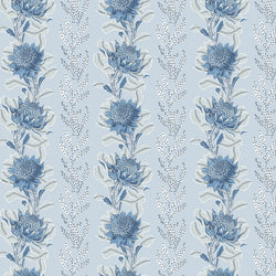 Imperial Waratah Blue Wallpaper