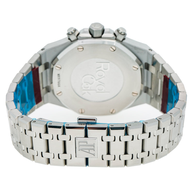 Royal Oak Ladies Selfwinding / Blue Dial/ Diamond Bezel (Ref#15451ST.ZZ.1256ST.03)