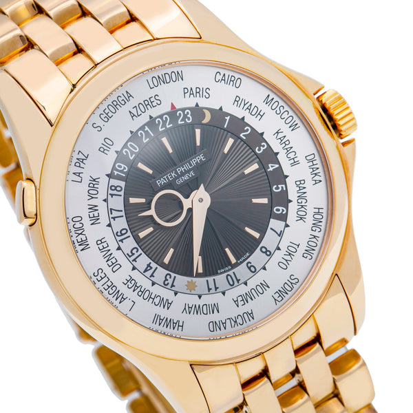 World Time Complicated 18k Rose Gold (Ref#5130/1R-011)