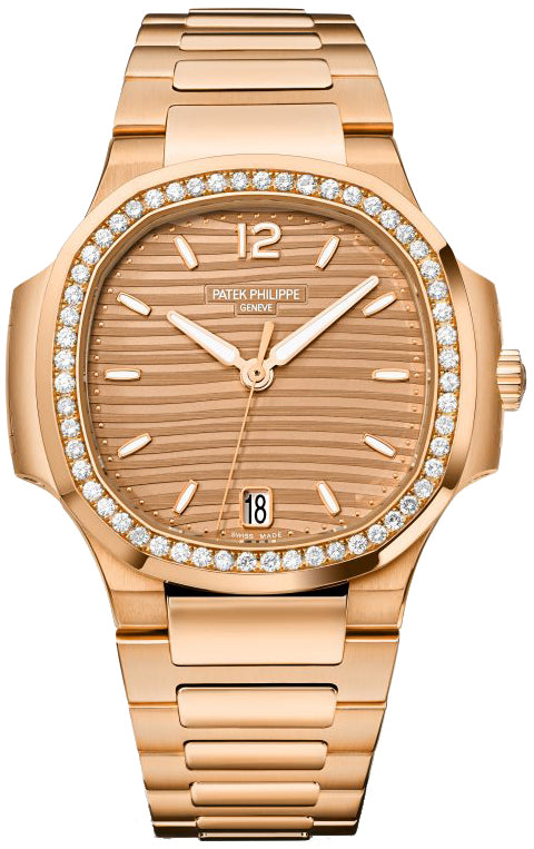 Nautilus Rose Gold (Ref#7118/1200R-010)