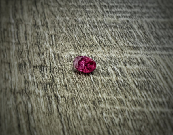 .58ct Oval Ruby