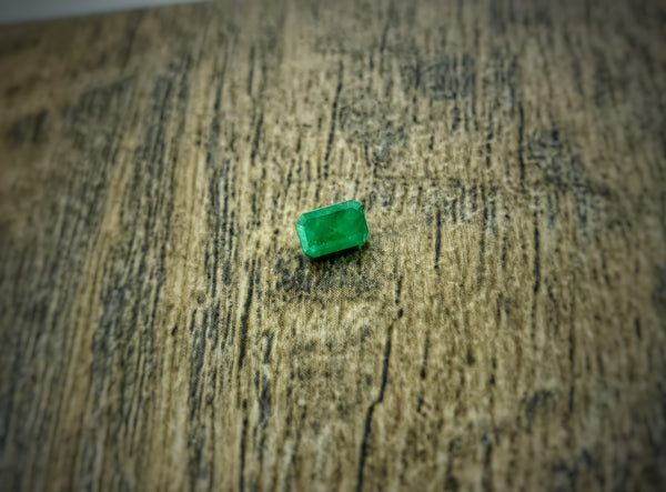 .65ct Emerald Cut Emerald