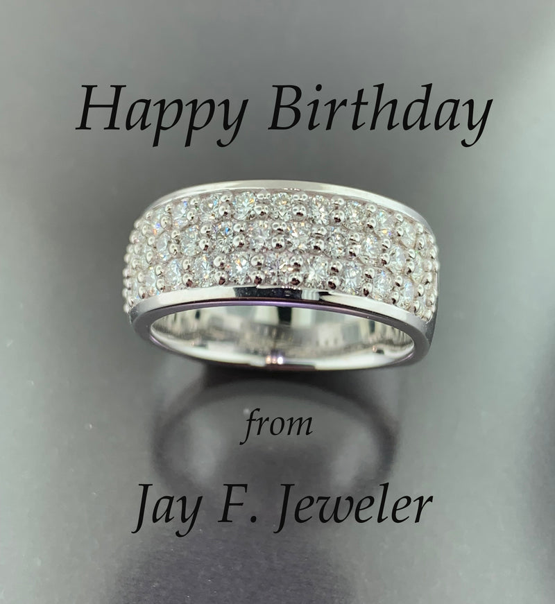 Happy Birthday from Jay F. Jeweler