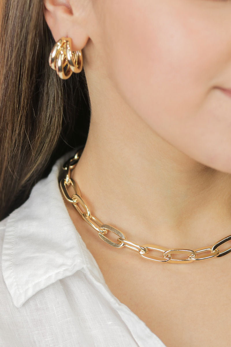 ANNERI CHAIN NECKLACE