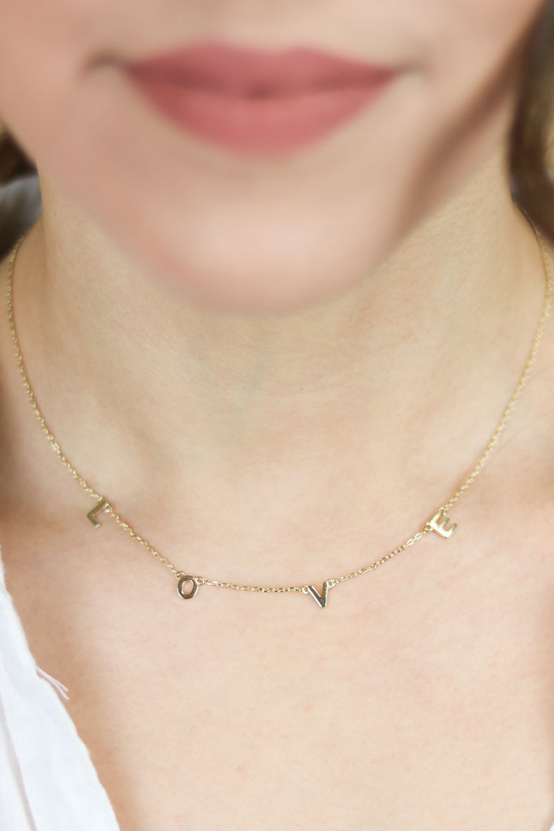 Love Natalie Necklace