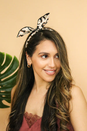 Wild Side Leopard Headband