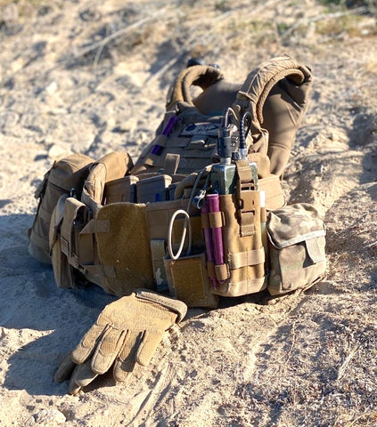 MBITR pouch Coyote Brown