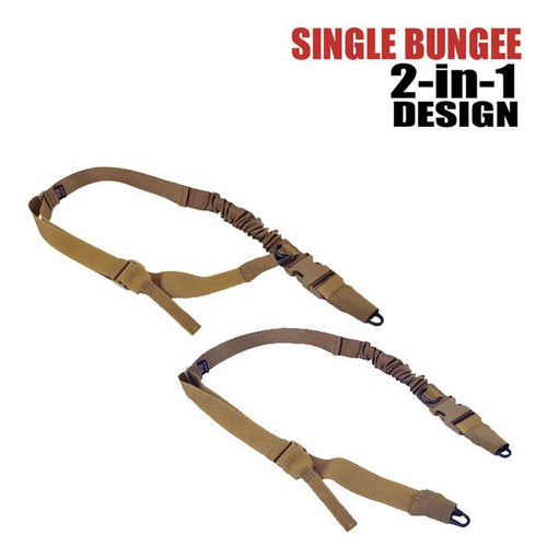 Single Bungee Dual Sling