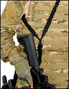 Enhanced Padded CQB Single Point Sling
