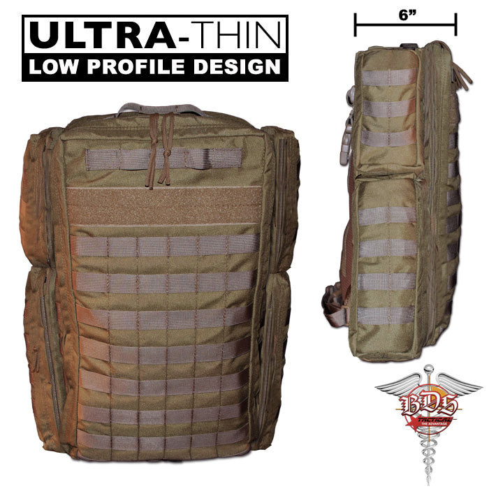Combat Trauma Medical Bag