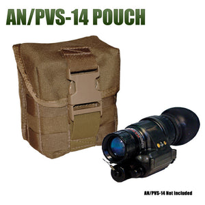 AN/PVS-14 Night Vision Goggle Pouch