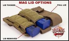 Load image into Gallery viewer, Triple Pistol Magazine Pouch