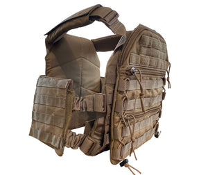 Plate Carrier Hydration Back