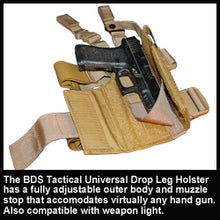 Load image into Gallery viewer, Universal Drop leg Holster