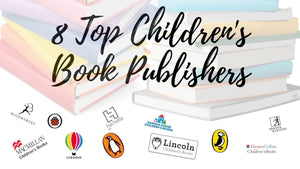 Top Children's Book Publishers in the UK