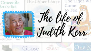Judith Kerr: Mog, the Tiger and the Pink Rabbit