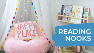 Cosy Reading Nooks for Kids