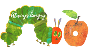 Endlessly Hungry: The story of the Very Hungry Caterpillar