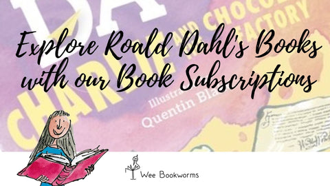 Roald Dahl Book Subscriptions