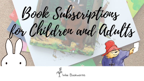 Wee Bookworms Book Subscriptions