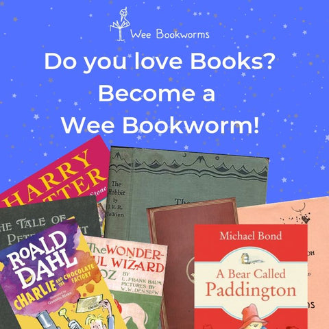 Become a Wee Bookworm