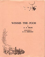 Winnie the Pooh first edition