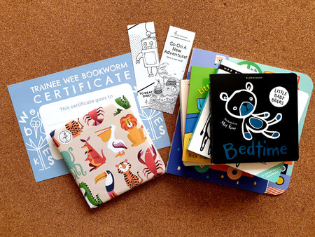 Baby Book Subscription 0-1 year