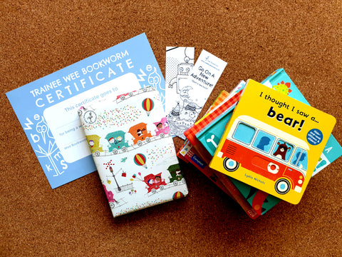 Toddler Book Subscription 1-3 years