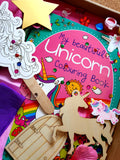 Unicorn Gift Activity Box