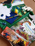 Dinosaur Gift Activity Box