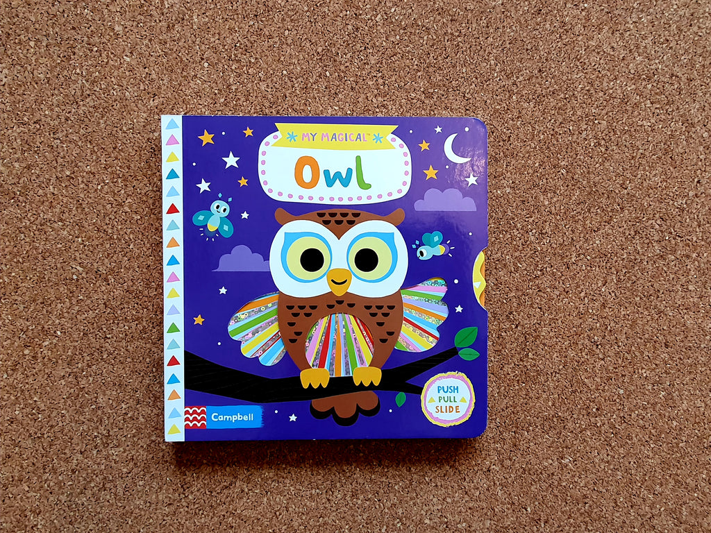 My magical Owl