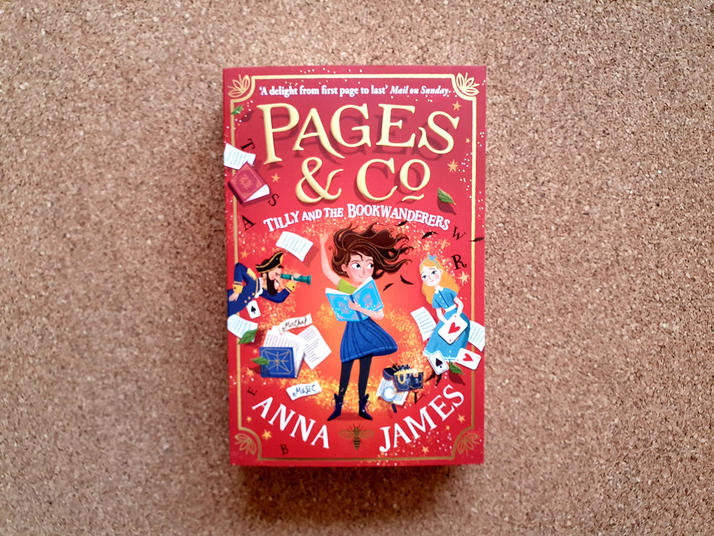 Pages & Co - Tilly and the Bookwanderers