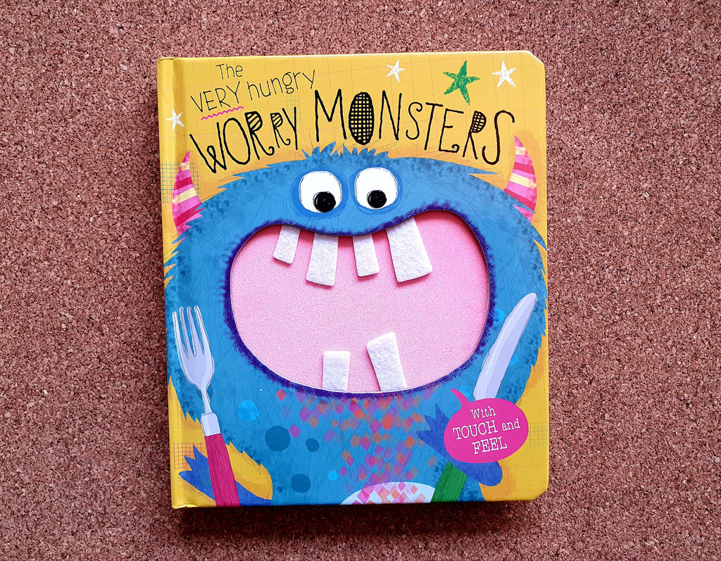 The VERY hungry worry monster