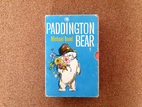 Paddington Bear Box Set 1960s