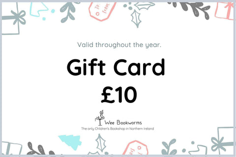 Bookshop Gift Cards