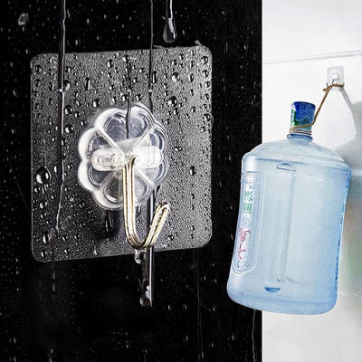 Ultra Strong Wall Hooks / Suction Cup
