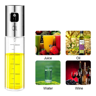 Olive Oil Glass Sprayer