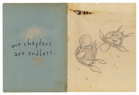 Our chapters are endless