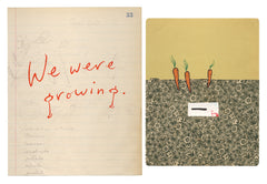 We were growing by Kurt Halsey
