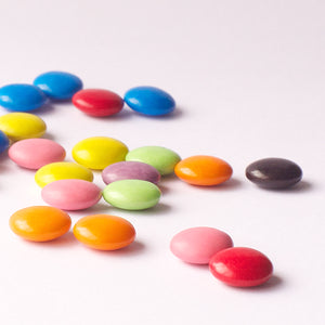 Coloured Choc Drops | The Confectionery House | Online Chocolate