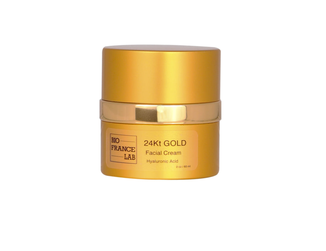24kt Gold Facial Cream 2 oz