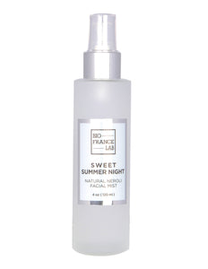 SWEET SUMMER NIGHT FACIAL MIST 4 OZ