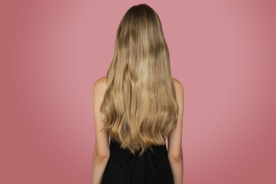 Ultimate Volume Clip In Extensions - Legally Blonde